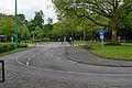 Verkehrsspielplatz, Grugapark Essen.JPG