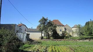 Veuxhaulles-sur-Aube Commune in Bourgogne-Franche-Comté, France