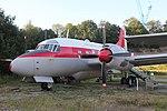 Vickers Varsity T.1 WF372 (7946160312).jpg