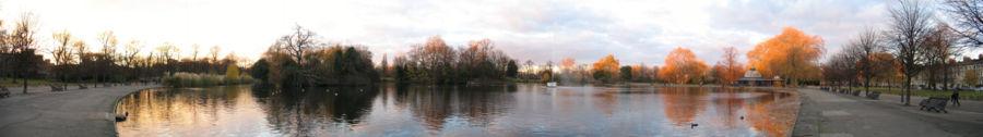 Victoria Park lake (2004)