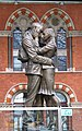 Victoria Station London - Lovers Meet Statue.jpg