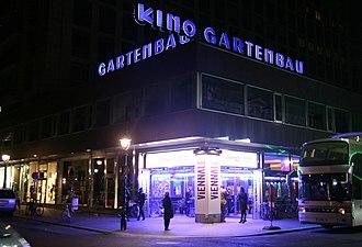 Cinema of Austria - The Gartenbaukino in Vienna during the Vienna International Film Festival 2010