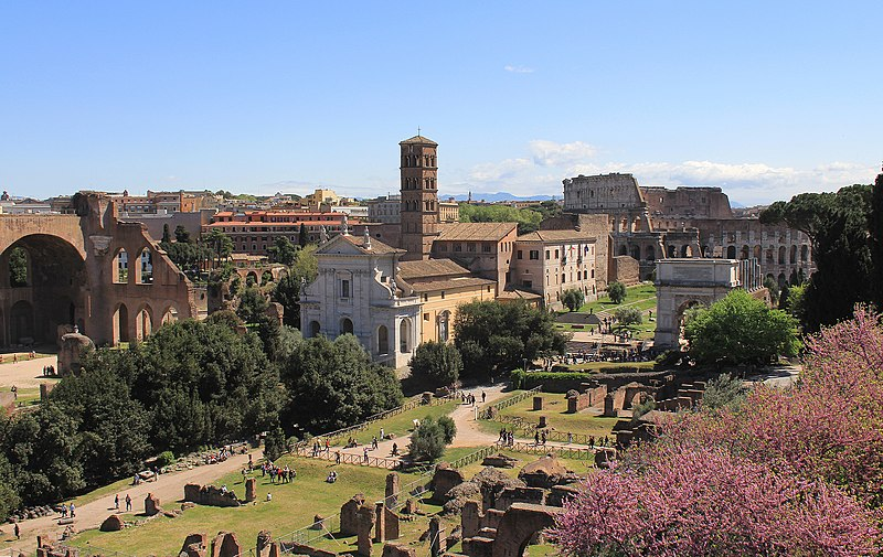 File:View from Palatine Hill 2011 6.jpg
