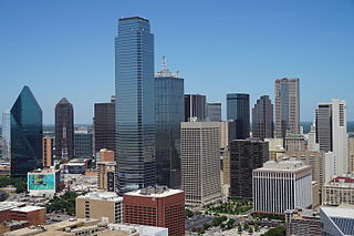 Dallas–Fort Worth metroplex Conurbation in Texas, United States