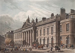 Thomas H. Shepherd - View of East India House