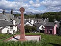 View over village from Hawkshead Church - geograph.org.uk - 336892.jpg