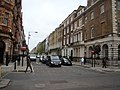View up Harley Street from Wigmore Street (geograph 2929440).jpg