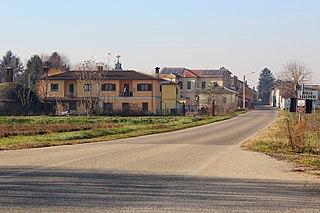 Villa Biscossi Comune in Lombardy, Italy