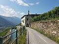 Villa di Tirano-Via dei Terrazzamenti seen from Tirano-Villa di View from Xenodochio di Santa Perpetua-03ASD.jpg