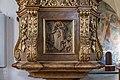 Villach Sankt Leonhard Pfarrkirche hl. Leonhard Kanzel Guter Hirte 24092018 4769.jpg