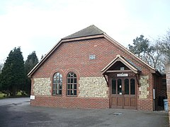 Village hall, Boughton Lees, Kent, UK.jpg