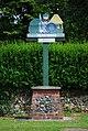 Village sign - geograph.org.uk - 1391965.jpg