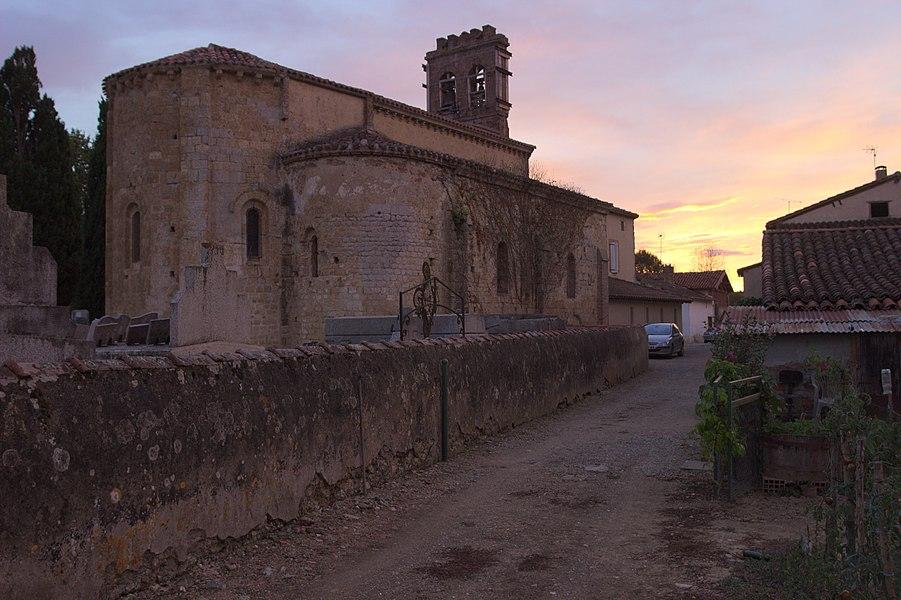 Église Saint-Martin de Villeneuve-du-Latou