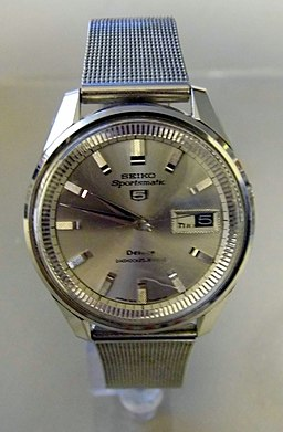 Vintage Seiko Sportmatic Diashock 25 Jewels, Automatic Wind Watch, Made in Japan (8492631715)