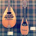 Vintage mandolins!, 2012-08-31 (by Sarah Wulfeck).jpg