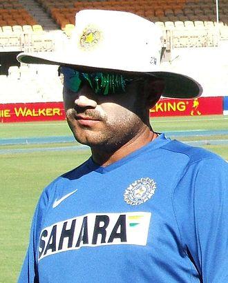 Delhi cricket team - Virender Sehwag