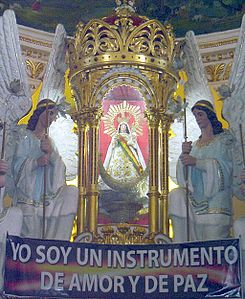 Virgen María de Urqupiña Quillacollo.JPG