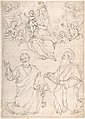 Virgin and Child Appearing in a Glory of Angels to Saint Peter and Saint Paul MET DP801323.jpg