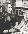 Virginie Francoeur au salon du livre de Montréal en 2016.png