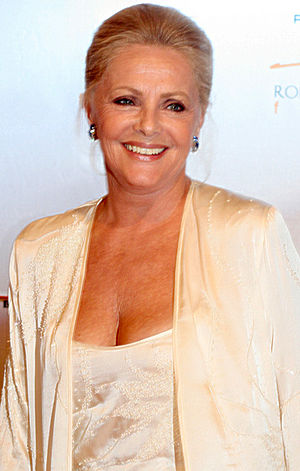 Virna Lisi - Lisi on 11 July 2009