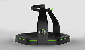 Virtuix Omni - Virtuix Omni design from 2013.