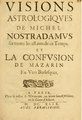 Visions astrologiqves de Michel Nostradamvs - sur toutes les affaires de ce temps - et la confvsion de Mazarin - en Vers burlesques (IA visionsastrologi00pari).pdf