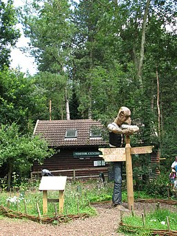 Visitor Centre, Holt Country Park - geograph.org.uk - 512502