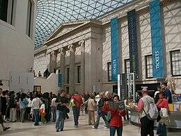 大英博物館 維基百科,自由嘅百科全書
