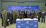Vladimir Putin visited the Kazan Aircraft Production Association 13.jpg