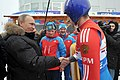 Vladimir Putin visiting the bobsleigh, luge and skeleton complex in Paramonovo (2012) - 07.jpg