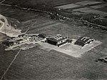 Vliegstation Waalhaven vlak vóór de opening in 1922.jpg