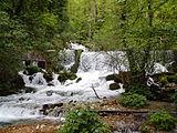 Vodopad na reci Vrelo