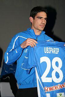 Vojo Ubiparip Serbian footballer