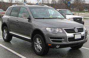 Volkswagen Touareg -  Facelift Volkswagen Touareg (US)