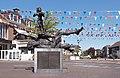 Voorthuizen, sculptuur de Voorthuizer Bunckmansage IMG 5062 2020-04-26 12.21.jpg
