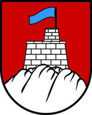 Vrgorac - Image: Vrgorac Coat of arms