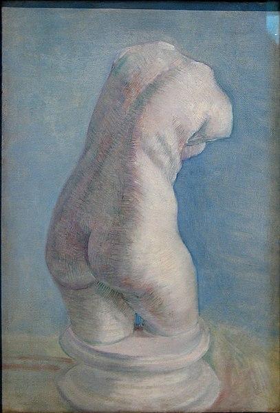 File:WLANL - artanonymous - Plaster Statuette of a Female Torso.jpg