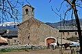 WLM14ES - Capella romànica de Santa Eugenia de Nerellà, Bellver de Cerdanya - MARIA ROSA FERRE.jpg