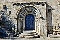WLM14ES - Porta Esglèsia de Sant Esteve de Guils de Cerdanya - MARIA ROSA FERRE.jpg