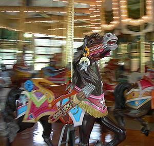 Woodland Park Zoo - Woodland Park Zoo Carousel