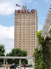 WacoTX AlicoTower