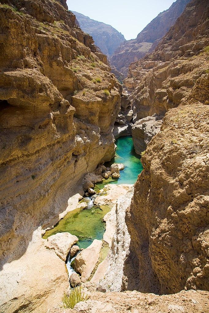 Hajar Mountains Tour