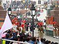 WagahBorderPostintheIndia-Pakistan 03.JPG