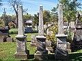 Walker Obelisks, Lebanon Church Cemetery, 2015-10-23, 02.jpg