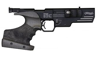 Walther SSP - Walther SSP Right M-Grip
