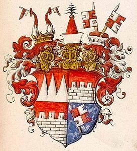 Wappen Friedrich von Wirsberg aus einem unbekanntem Wappenbuch.jpg