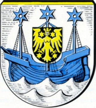 Greetsiel - Image: Wappen Greetsiel
