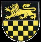 Das Wappen von Langenburg