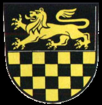 Langenburg - Image: Wappen Langenburg