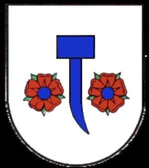 Muggensturm - Image: Wappen Muggensturm